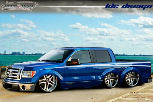 ford f-150 by ld2-designer