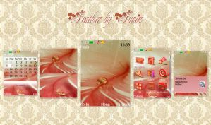 Feather theme for Nokia s40v3 by Funialstwo