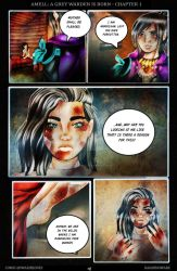 Amell: A Grey Warden is born - Chapter 1- Page 3 by IwarinJones