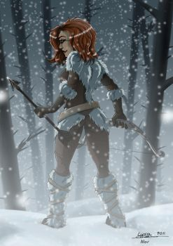 Ygritte by ClaireLyxa