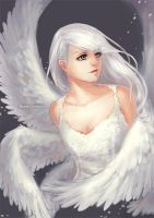 Flight of Angels by Alicere