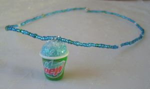 Mountain Dew Slushie by PORGEcreations