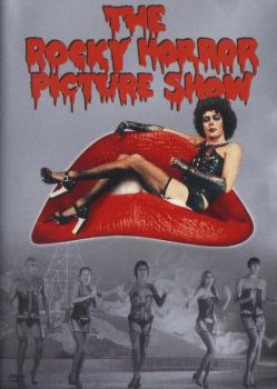 the Rocky Horror picture show on DVD by DARKZADAR-ZERO