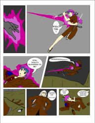 AR Comic Page 2 by SHRINKMASTER-X