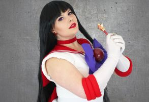 Sailor Mars by BellaHime