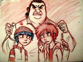 BH6: Screw you Hiro. by Shenbug