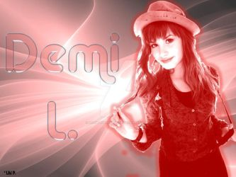 Demi L. by NeonFlowerDesigns