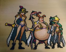 One Piece Picture #77. Kuja Pirates by MagicPearls
