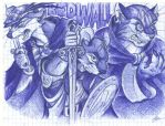 Redwall only... by FortunataFox