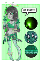 [Adopts]: Out of This World by SimplyDefault