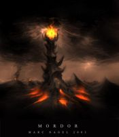 Mordor by marcnail