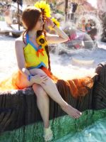 Leona Pool Party_cosplay24 by kairimiao13