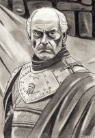 Game of Thrones _ Tywin Lannister by ArthurWtb