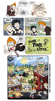Tre's Opinion on 2012... by GreenDayComix