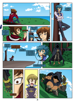 Duel University - ''Demon Tale'' Page 8 by LockdownTheDeath