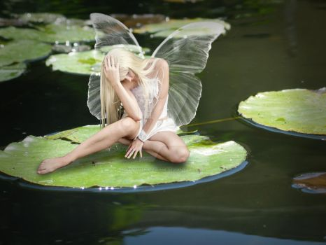 Lily Fairy by Samantha-Louise