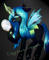 Copy that, Copycat by PurrrfectArtist