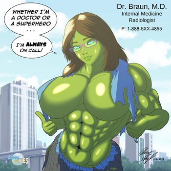 Dr. Braun - Always On Call by LunarDiaries
