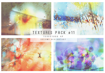Textures pack #11 4P By vul3m3 by vul3m3