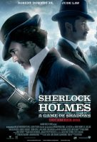 Sherlock Holmes 2 movie poster by AndrewSS7