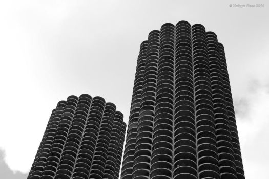 Marina City by KERphotography