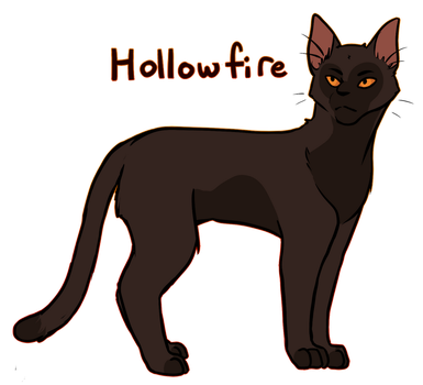 Hollowfire by morrysillusion
