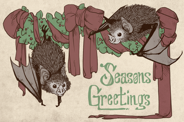 SEASONS GREETINGS by SlackWater