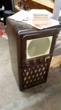 Vintage Television  by canona2200