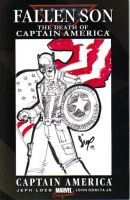 Captain America by kevinssketches