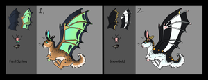 JackDragon adopts [OPEN][2/2] by TheAdoptArtist