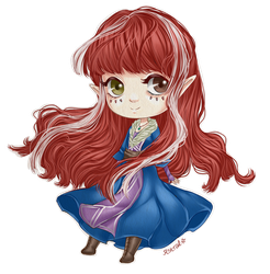 Kileanna [gift] by Astral-Chan
