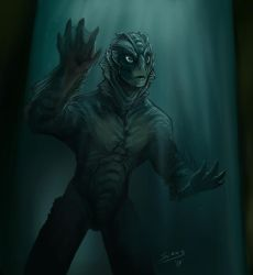 The fishman by Surk3