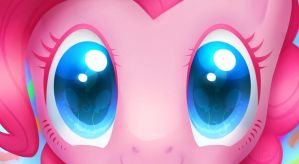 Eyes of laughter by Crowik