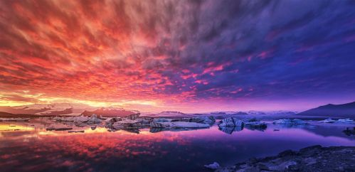 The Kingdom of Fire and Ice by PatiMakowska