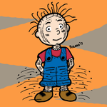 Pig Pen Is Just Dirty by chelano