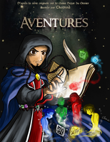 Aventures Front Page (Reworked) by Elwensa