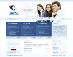 ESSYO Website by EJRENE