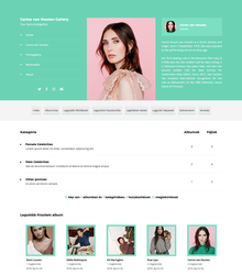 CU Coppermine Theme #03 {PREMIUM} by BrielleFantasy
