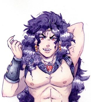 Every Kars begins with Kay by dratinigirl