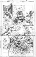 Legion 13 page 9 by Cinar