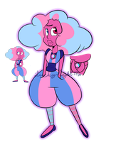CottonCandy Garnet by Luckynight48