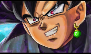 Black- Goku by NARUTO999-BY-ROKER