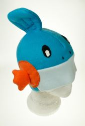 Pokemon: Mudkip Hat by Bubblecat