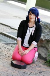 Miraculous Ladybug | Marinette | XIII by Wings-chan