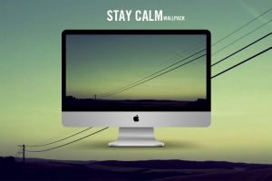 STAY CALM by othum