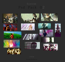 Psd Pack 02 by Syst-eeem