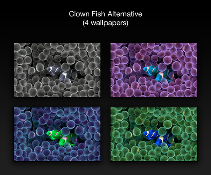 Clown Fish Alt. by: int3nz by macusers