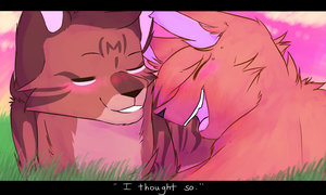 I Love You, Too by Eommi