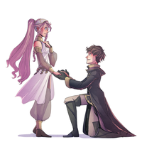 Commission - WILL YOU ... by Chikuto