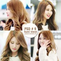 PSD#9 By Sumi by ParkSumi